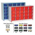 Creative Colors® 25-Tray Cubbie Unit