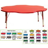 Creative Colors® Activity Table, 60 Daisy