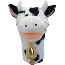 Bigmouth Animal Puppet, Cow