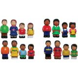 Multicultural Families Complete Set, Set of all 4 families