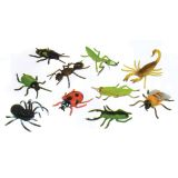 5 Insects, Set of 10