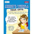 Figurative Language & Elements of Literature Tear-Offs