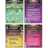 Science Lab Essentials Teaching Poster Set