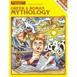 Greek & Roman Mythology Reproducible Book