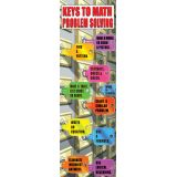 Math Problem-Solving Strategies Colossal Poster