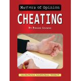 Matters of Opinion, Cheating