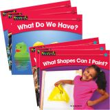 Rising Readers Leveled Books, Math Set, 24 titles