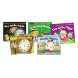 Rising Readers Leveled Books: Nursery Rhyme Songs & Stories
