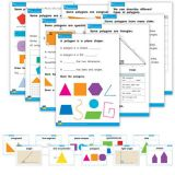 Two-Dimensional Shapes Posters