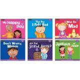 MySELF Readers: I Have Feelings, Small Book 6-pack
