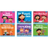 MySELF Readers: I Get Along with Others, Small Book 6-pack, English