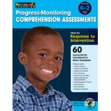 Progress-Monitoring Comprehension Assessments, Grades 3-4
