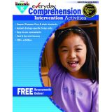 Everyday Intervention Activities for Vocabulary, Grade K