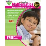 Everyday Mathematics Intervention Activities, Grade 1