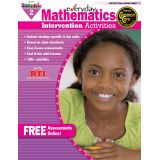 Mathematics Intervention Activities, Grade 2