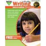 Everyday Writing Intervention Activities, Grade 3