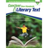 Conquer New Standards: Literary Text, Grade 1