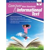 Conquer New Standards: Informational Text, Grade 2