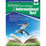 Conquer New Standards: Informational Text, Grade 6