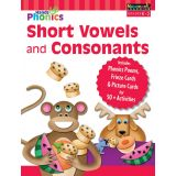 Hands-On Phonics Short Vowels and Consonants