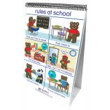 Early Childhood Social Studies Readiness Flip Chart, Being a Good Citizen
