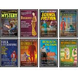 Literary Genres Bulletin Board Set