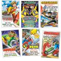 Parts of Speech Superheroes Bulletin Board Set