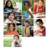 All Kinds of Kids: Elementary Bulletin Board Set