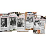 Civil Rights Pioneers Bulletin Board Set