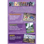 Art Movements: Stories on Canvas Bulletin Board Set