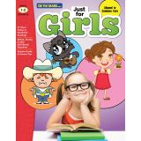 Just for Girls Reading Comprehension, Grades 1-3