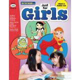 Just for Girls Reading Comprehension, Grades 3-6
