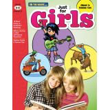 Just for Girls Reading Comprehension, Grades 6-8