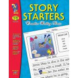 Creative Writing Story Starters, Grades 4-6