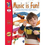 Music is Fun!, Grade 5