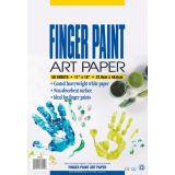 Finger Paint Paper, 16 x 22, 100 sheets