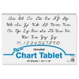 Chart Tablet, 24 x 16, unruled