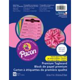 Pacon® Premium Tagboard, Hyper Pink