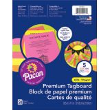 Pacon® Premium Tagboard Assortment, Hyper