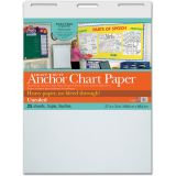 Heavy Duty Anchor Chart Paper, Unruled, 27 x 34