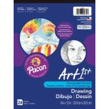 Art1st® Drawing Pads, 9 x 12