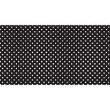 Fadeless® Design Roll, 48 x 50', Classic Dots - Black & White