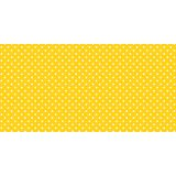 Fadeless® Design Roll, 48 x 50', Classic Dots - Yellow
