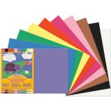 SunWorks® Construction Paper, 12 x 18, Assorted, 10 Colors