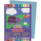 SunWorks® Construction Paper, 9 x 12, Sky Blue