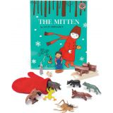 The Mitten 3-D Storybook