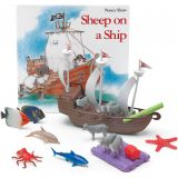 Sheep on a Ship 3-D Storybook