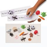 3-D Sight Word Sentences, Primer Level Dolch Words