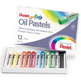 Pentel Arts® Oil Pastels, 16 count