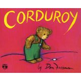 Carry Along Book & CD, Corduroy